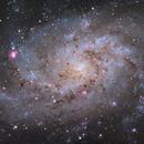 M33 (ngc598),                                Pere Gil