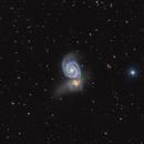 M51 widefield,                                Jonathan Durand