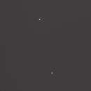 Jupiter & Venus 2014-08-18,                                Timur