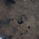 The Snake Nebula in Ophiuchus,                                Francesco Meschia