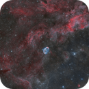 NGC6888 - The Crescent Nebula - Widefield,                                Tristan Campbell