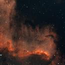 NGC7000 - Cygnus Wall,                                jreese
