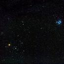 Hyades + Pleiades,                                AC1000
