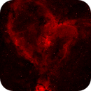 The Heart Nebula IC1805,                                sungazer