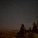Stargazing at Bryce Canyon National Park,                                JDJ