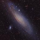 M31 LRGB,                                Vince