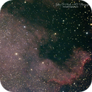 The North American Nebula in Cygnus,                                John O'Neal, NC Stargazer
