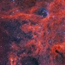 Wolf-Rayet cell WR134 in Cygnus.,                                Iñigo Gamarra