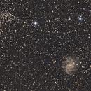 NGC 6946 - Galaxie du feu d'artifice,                                Gilles Romani