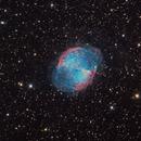 Messier 27 HRGB,                                amenophis