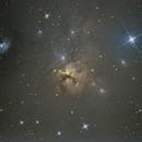 NGC1579 (The Northern Trifid),                                WJM Observatory