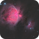 M42 / Orion Nebula,                                Jeff Donaldson