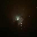 Orion Nebula - 09.10.20,                                Astro_niram