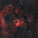 NGC7822,                                Łukasz Żak