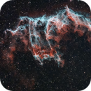 Eastern Veil Nebula (C33),                                Andy  Brown