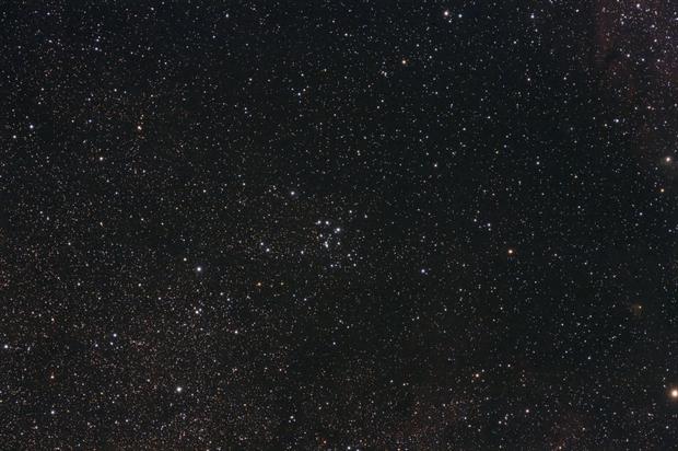 Messier 18,                                Josef Büchsenmeister