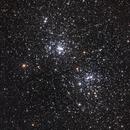 The Double Cluster,                                Matt Harbison