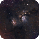 M-78 in LRGB with aid of some Ha and O3 frames - UPDATED IMAGE,                                Fernando