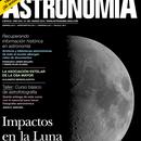 Portada Marzo 2015 revista ASTRONOMIA,                                Chepar