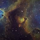 Soul Nebula Closeup,                                Adam Landefeld