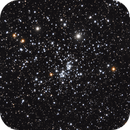 NGC 884 the left side of the famous double cluster in Perseus,                                Riedl Rudolf