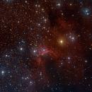 Sh2-155 - Cave Nebula,                                Schicko