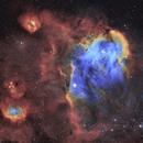 IC2944 - Running Chicken Nebula,                                Juan Filas