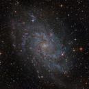 M33 - Triangulum Galaxy,                                Frank Breslawski