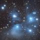 M45, Pleiades,                                Sergey Trudolyubov
