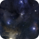 Rho Ophiuchi cloud complex mosaic,                                John Willis