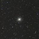 Messier 92,                                Chris Barthel