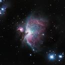 Orion Nebula,                                Tony Diehl