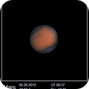 Mars at 05.26.2016,                                Odair Pimentel Martins