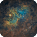 Ngc 6604 & sh2-54 SHO,                                astromat89