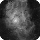 Aniversary M8, Celebrating one year of Astrophotography.,                                Diego Colonnello