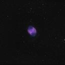 Dumbbell Nebula (M27),                                Alvin Parker