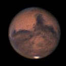 Mars rotation 10.06.2020,                                kskostik