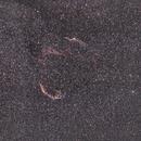 Grand champ dans les Dentelles du Cygne au 135mm (Veil Nebula wide field),                                Laurent3112