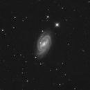 M109 RC6 (first light),                                Alan Hancox
