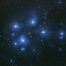 M45 - Pleiades,                                Dominik Ehrhardt