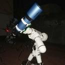Refractor acromático Plentaflex 102/500mm,                                Chesco Carbonell