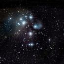 M45 Pleiades,                                Stefano Zamblera
