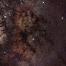 Dark Horse Nebula (wFOV),                                Robert Van Vugt