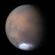 A regional dust storm on Mars,                                Niall MacNeill