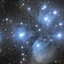 M45 Pleiades,                                Jan Eliasek