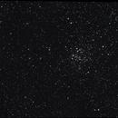 NGC 663 and NGC 654,                                Hans van Overzee