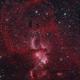 NGC 3576, NGC 3581, NGC 3603, NGC 3586,                                David