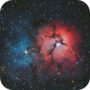 Another Trifid - Messier 20,                                John Michael Bellisario