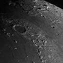 Plato - 20210520 - Celestron C6 at 1500 mm,                                altazastro