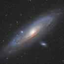 Andromeda - M31,                                Anis Abdul